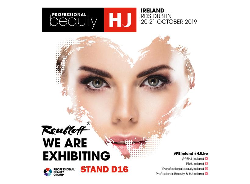 UK beauty show Professional Beauty Ireland in Dublin